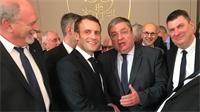 Emmanuel Macron écrit à François Vannson