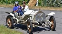 Les voitures de collection ont rendez-vous au Ballon d'Alsace