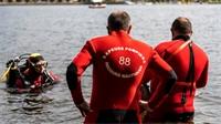 Diaporama : les sauveteurs nautiques vosgiens en exercice