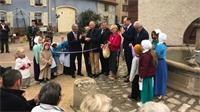 Le patrimoine d'Offroicourt restauré