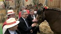 Les Vosges plantent le décor au Salon de l'Agriculture