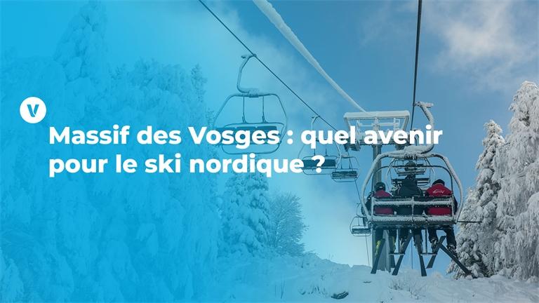 Massif des Vosges : quel avenir pour le ski nordique ?