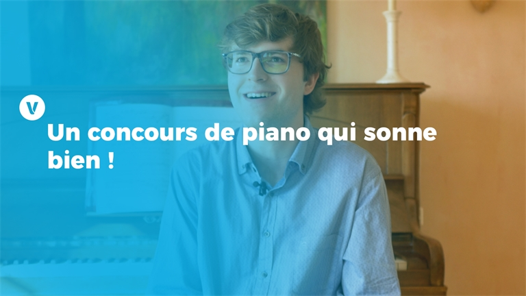 Un concours de piano mais pas que...