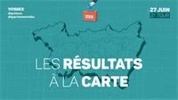 Elections départementales : les résultats du 2e tour à la carte