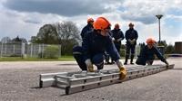 Comment devenir jeune sapeur-pompier dans les Vosges ?