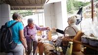 Un marché du terroir tous les mardis de l'été au Col de la Schlucht