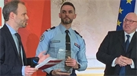 Nouvelle distinction pour la Gendarmerie des Vosges