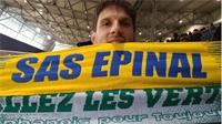 Coupe de France : Épinal s'incline face à Saint-Étienne