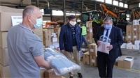 Le Département fournit des masques aux Vosgiens