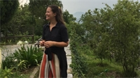 Une Vosgienne confinée au Népal