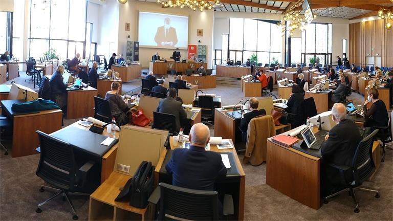 François Vannson : Un budget 2021 pour préserver et renforcer le lien social