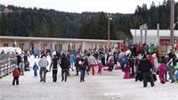 Vacances d'hiver : des touristes présents mais une activité économique au ralenti