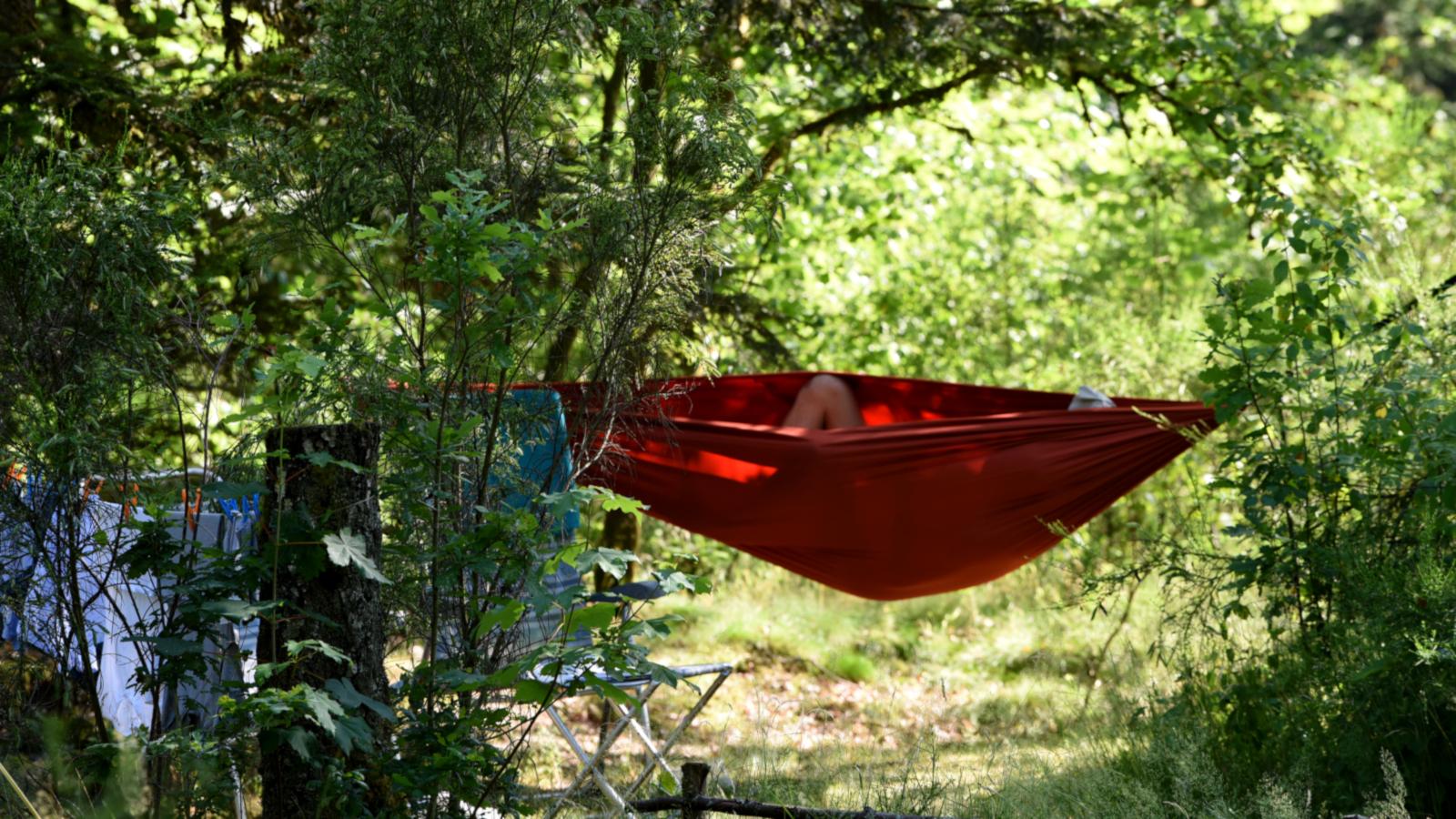 Petite pause au camping du Mettey à Vagney